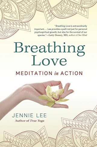 Enter to Win a Signed Copy of Breathing Love by Jennie Lee! Giveaway Contest