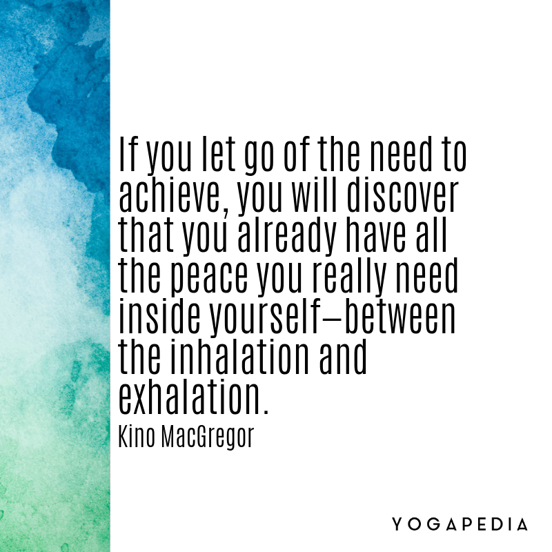 Kino MacGregor yoga quote