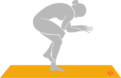 what is sleeping eagle pose  definition from yogapedia