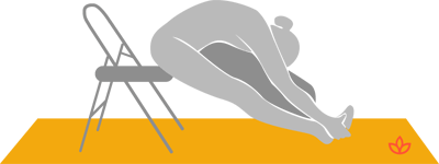 what is adho mukha paschimottanasana  definition from