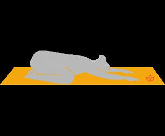 Hare Pose