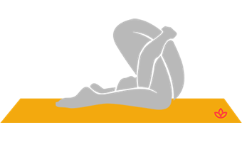 Bound Inverted Tortoise Pose
