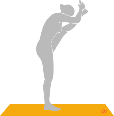 Hand-to-Foot Pose