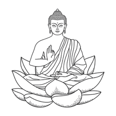 buddha om mani padme hum