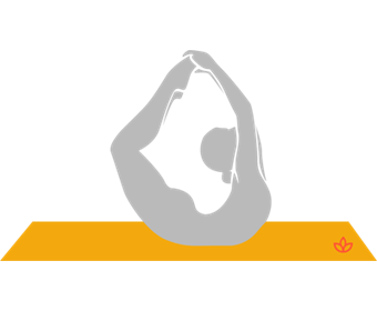 Teardrop Bow Pose