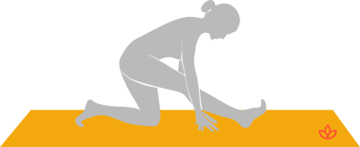 What Is Half Splits Pose Definition From Yogapedia