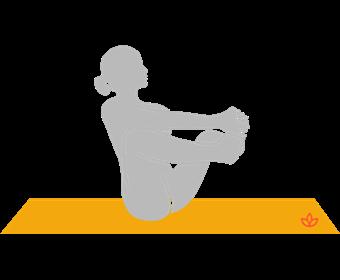 Balancing Bound Angle Pose