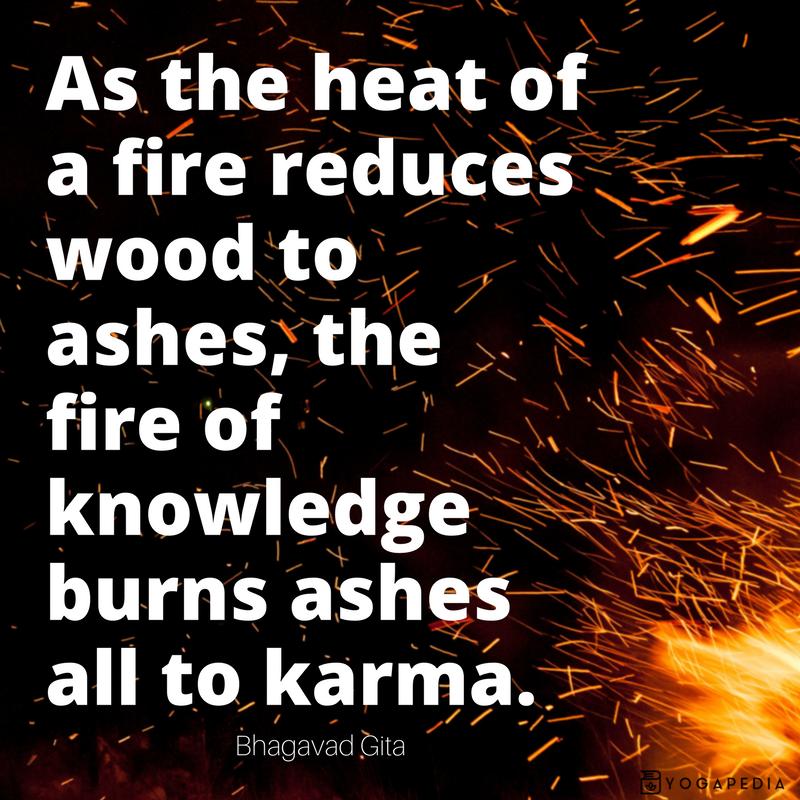 Quote From Bhagavad Gita