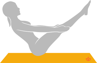 what is boat pose  definition from yogapedia