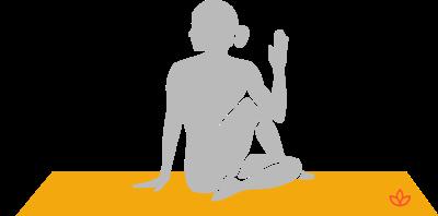 what is ardha matsyendrasana  definition from yogapedia
