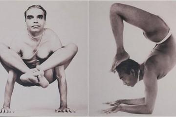 Who Was B.K.S. Iyengar?