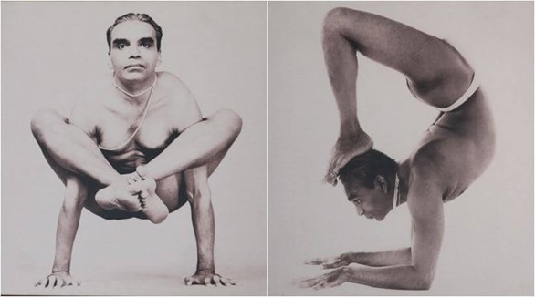 Who Was B.K.S. Iyengar?