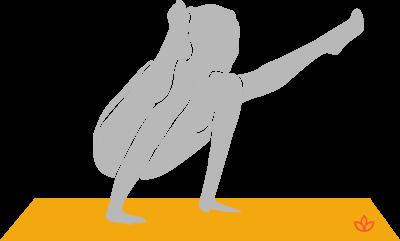 Tittibhasana