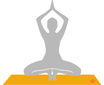 Balancing Butterfly Pose