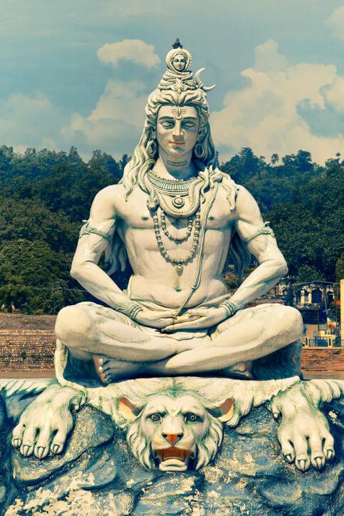 Lord Shiva Hindu God