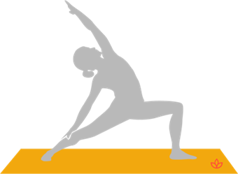 Peaceful Warrior Pose