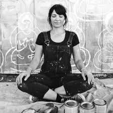 Episode 2: Amanda Giacomini – 10,000 Buddhas Mural Artist and Yoga Teacher