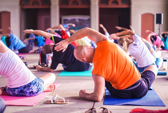 How Yoga Spread to Europe, America, and Around the World