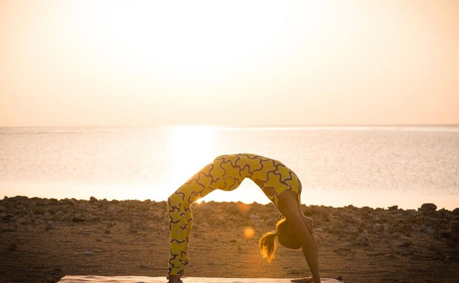 3 Poses for a Natural Burst of Energy