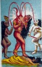 Goddess Chinnamasta