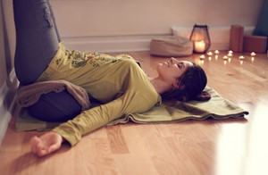 Restorative Yoga: Relax and Recharge
