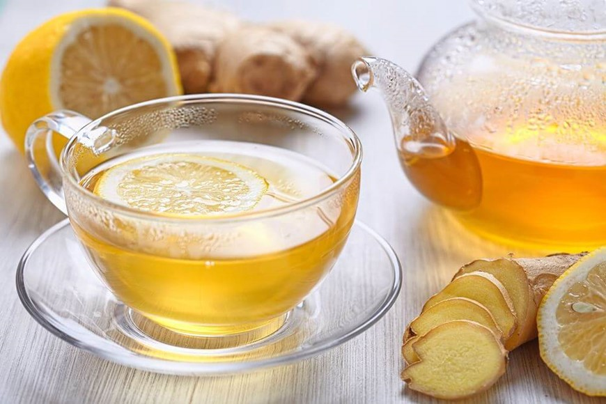 Make Your Mornings With Ayurveda's Lemon Ginger Detox Tea