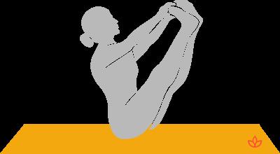 Double Big Toe Pose