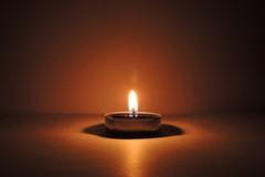 Trataka candle