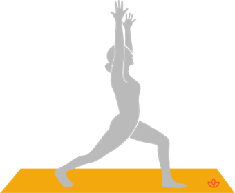 High Lunge Pose