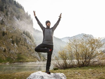 Tree Pose and Its Many Benefits