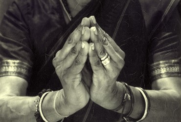 What is Namaskar? - Definition from Yogapedia