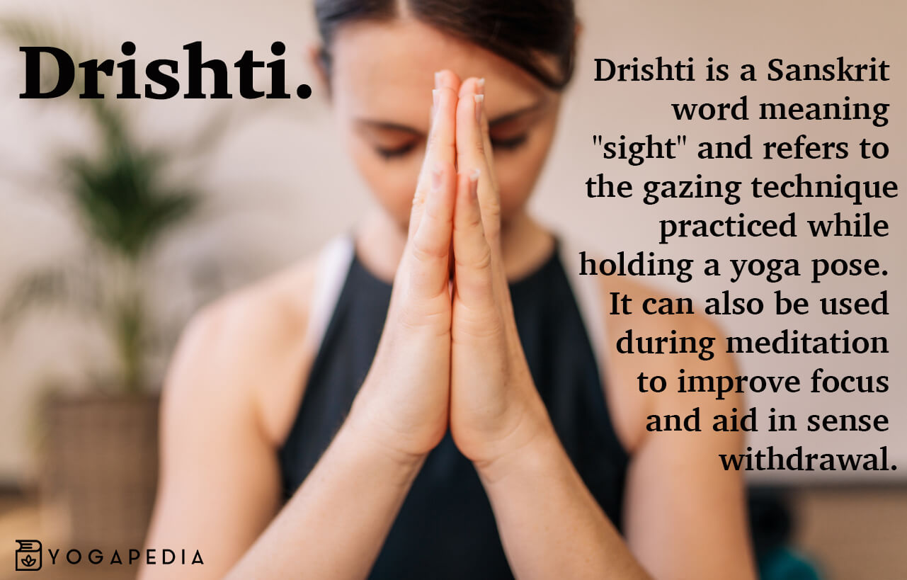 What is Drishti? - Definition from Yogapedia