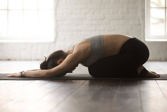 Child's Pose: 4 Reminders You're Never Too Old (or Too Advanced) for This Yoga Posture