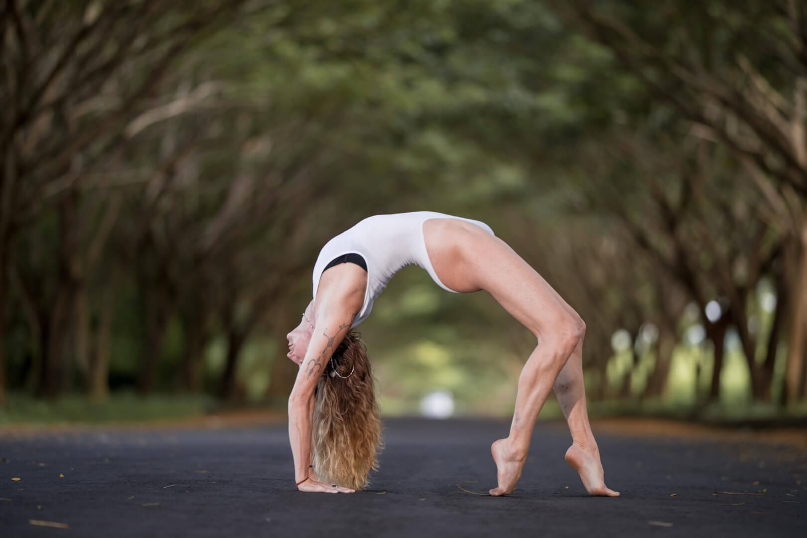 Janet Stone Yoga Yogi