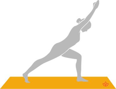 Crescent Lunge Forward Bend