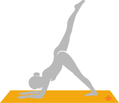One-Legged Dolphin Pose
