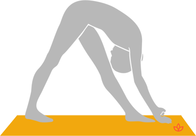 Standing Separate-Leg Head-to-Knee Pose