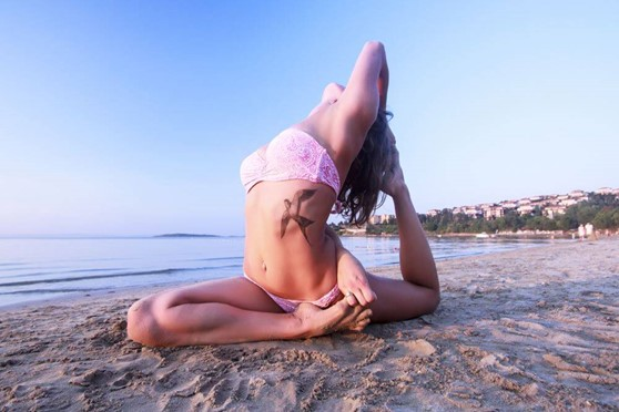 7 Variations of Pigeon Pose