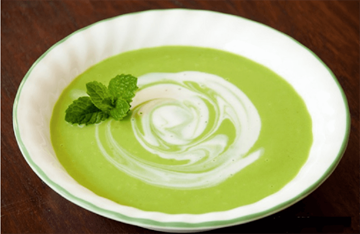 Recipe: First Night Pea Soup