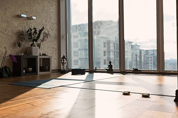 what is grounding  definition from yogapedia