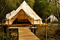 Top Glamping Destinations for Your Next Yoga Retreat
