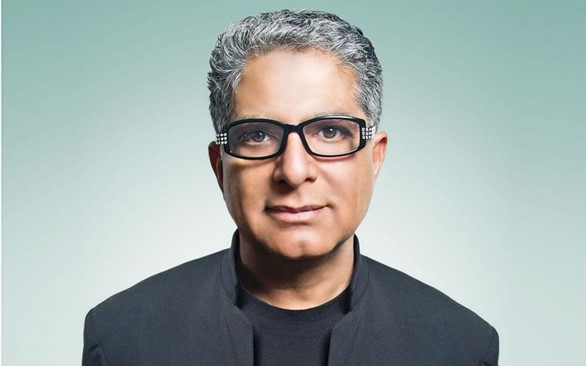 Yogapedia Interviews Deepak Chopra on Family, World Peace and Collective Consciousness