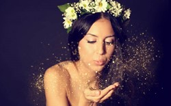 4 Steps to Making Your Shakti Shimmer