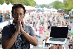 Yogapedia Sits Down With DJ Taz to Discuss New Meditation Playlist (Podcast Transcript)