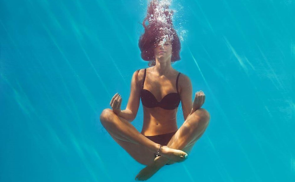 Try Aqua Yoga This August, Then Soak in the 5 Yamas (Commitments) of Yoga