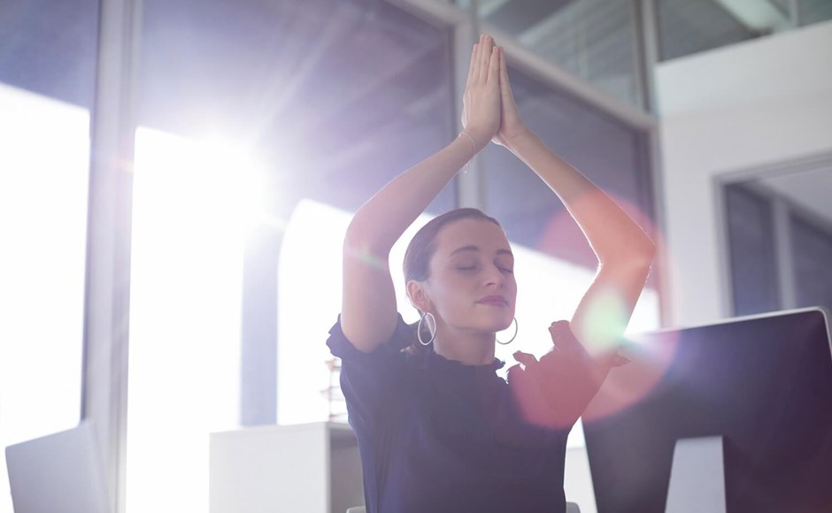 How Yoga Helps You Keep an Open Mind in the Boardroom