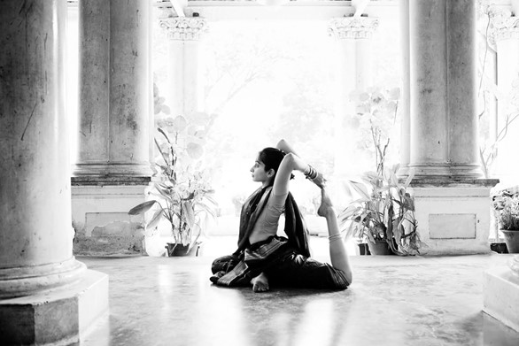 Yoga Blogger of the Month: Arundhati Baitmangalkar