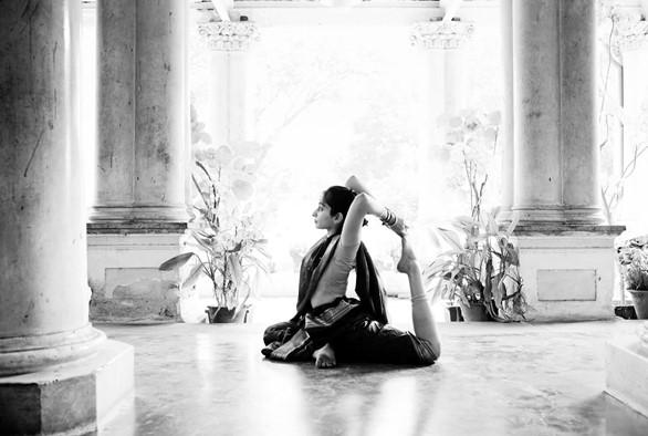 Yoga Blogger of the Month: Arundhati Baitmangalkar