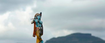 Lord Krishna: The Voice of the Bhagavad Gita