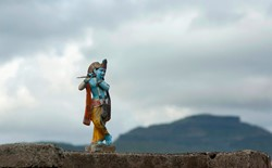 Lord Krishna: The Voice of the Bhagavad Gita